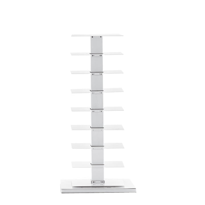 Opinion Ciatti - Ptolomeo carousel bookshelf PTX4-A110 white