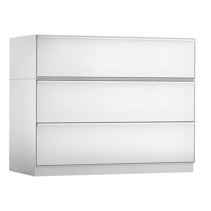 Zanotta - Adhoc Sideboard 741/7, white