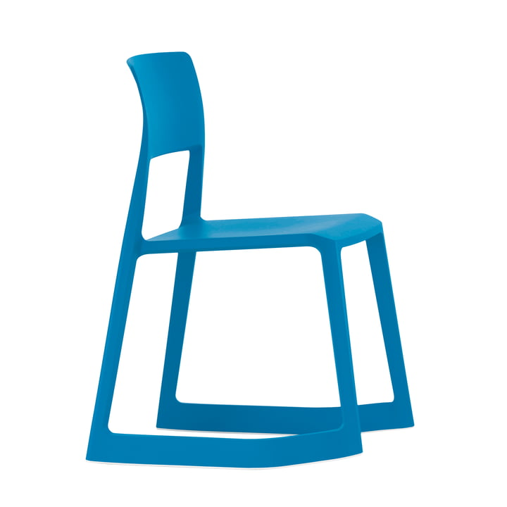 Tip clay from Vitra in glacier blue