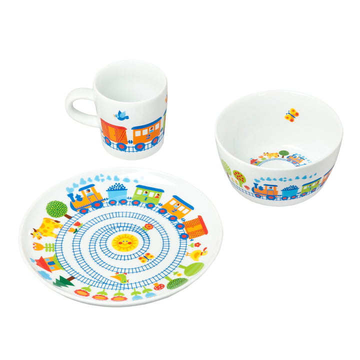 byGraziela - Train Children's Dishes
