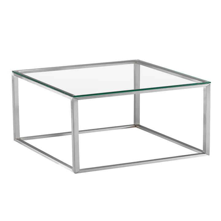 Hans Hansen - Less H 15 Couch Table, clear