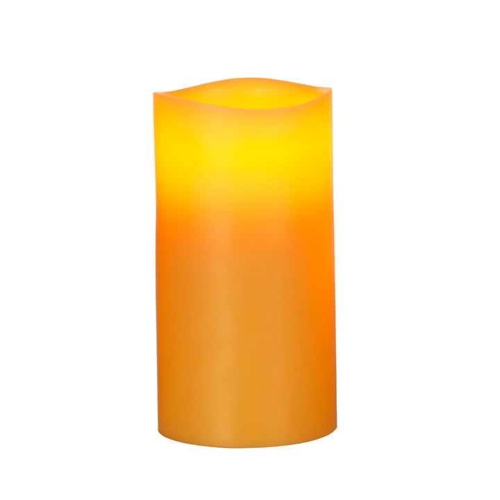 LED Real Wax Candle, bee wax L