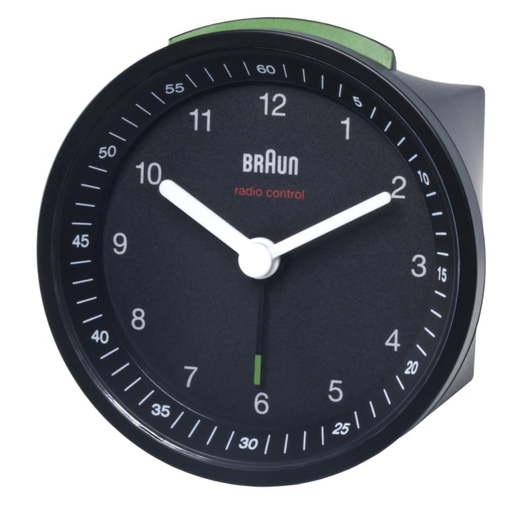 Braun - Radio-Controlled Alarm Clock BNC007