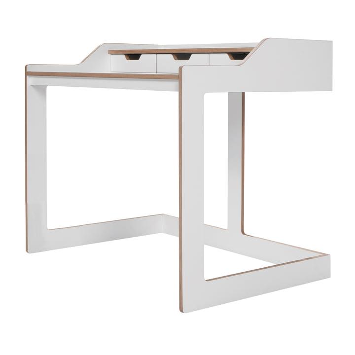 Müller Möbelwerkstätten - Plane Desk, white