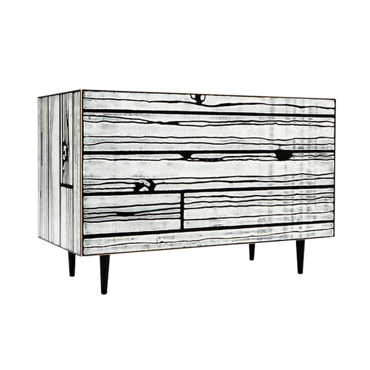 Established & Sons - WrongWoods chest of drawers