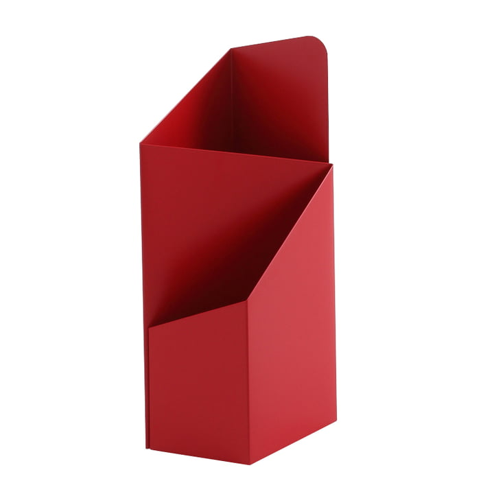 Mox - Via umbrella stand, red