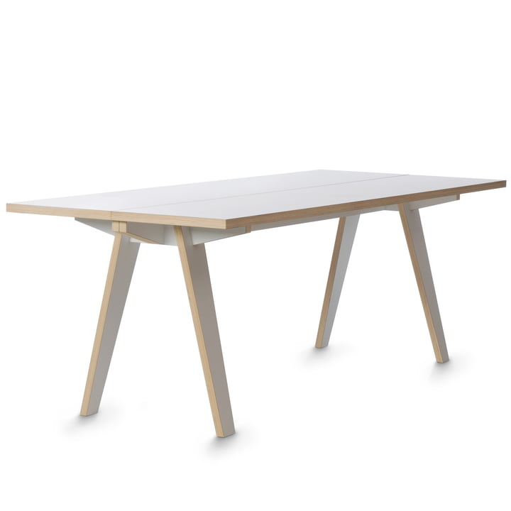Tojo - Steck table, white