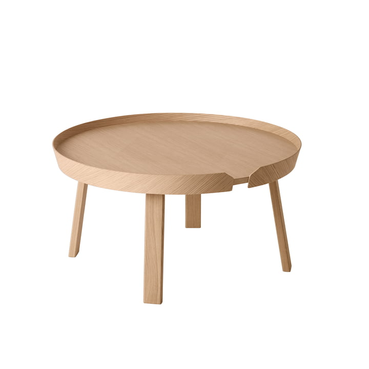 Muuto - Around Couch Table large, oak
