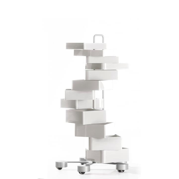 Spinny, mobile - white