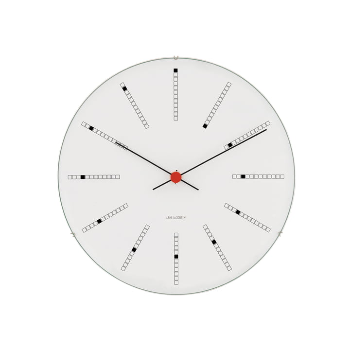 Rosendahl - AJ Bankers wall clock - 21cm