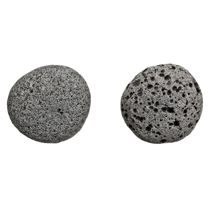 Normann Copenhagen - Stone  Hooks - Set, front