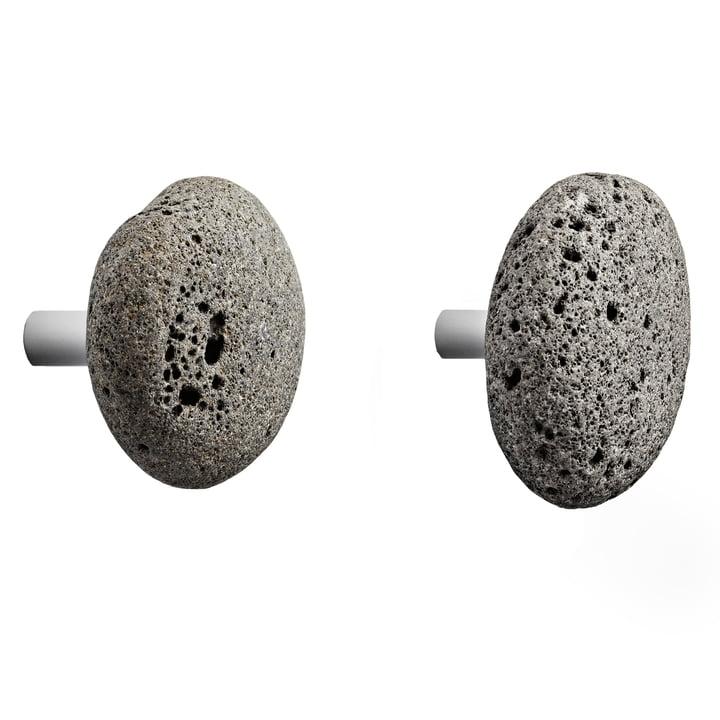 Normann Copenhagen - Stone Wall hook - set