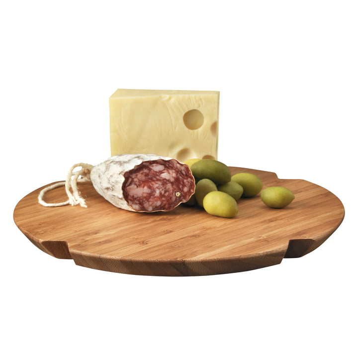 Rosendahl - Grand Cru cheese board, 30cm, round, bamboo