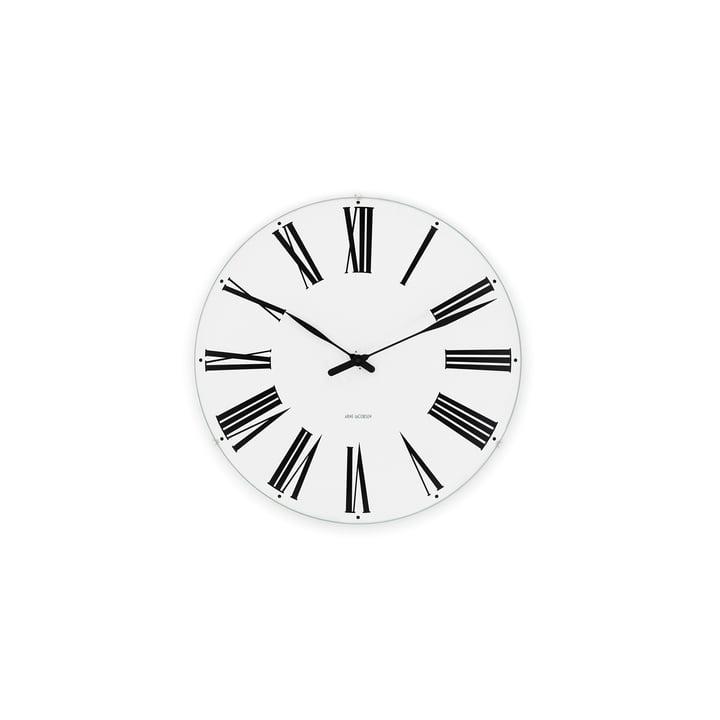 Rosendahl - AJ Roman wall clock, Ø 16cm