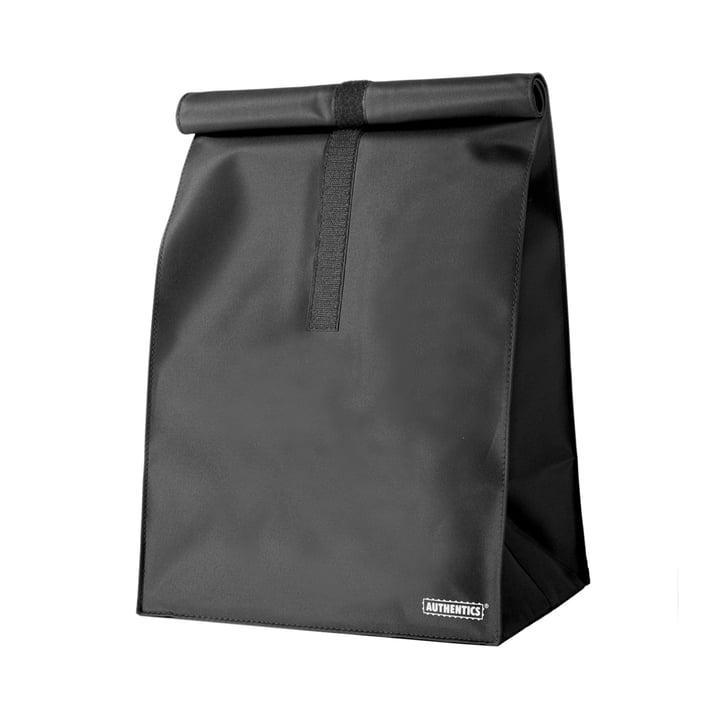 Authentics - Rollbag M, black