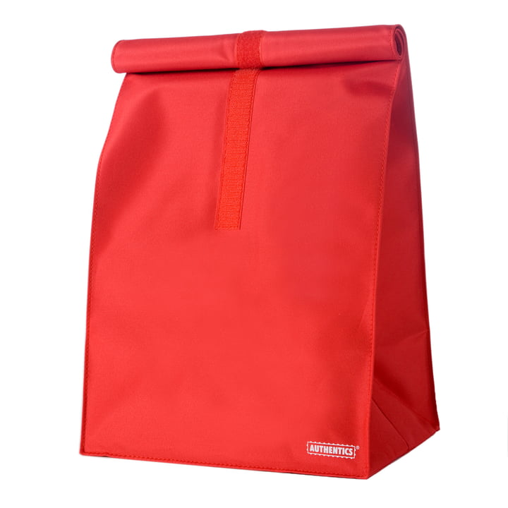 Authentics - Rollbag L, red