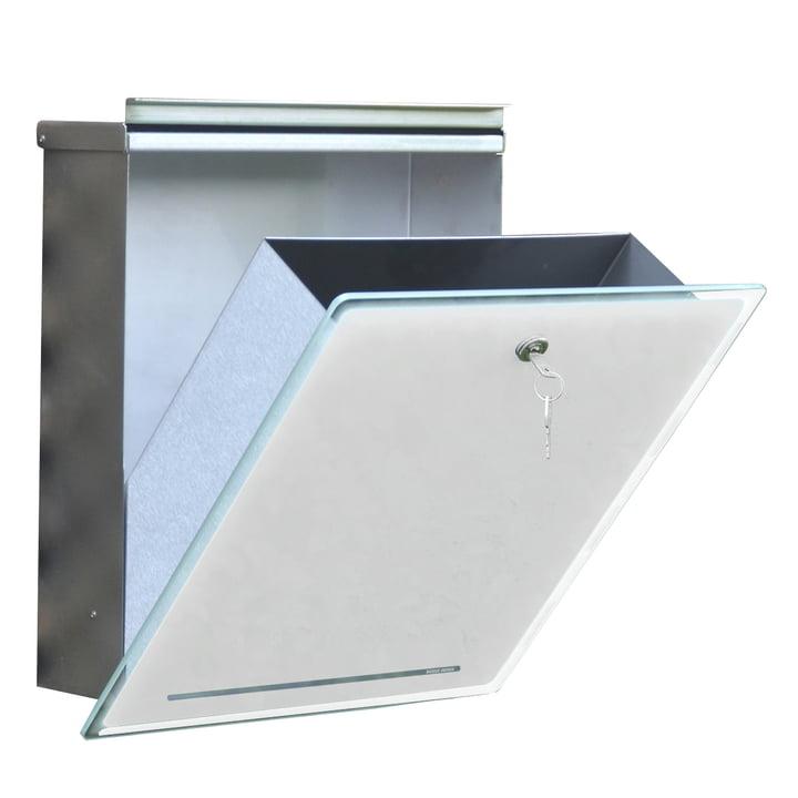 Radius Design - Briefkasten Letterman III, white