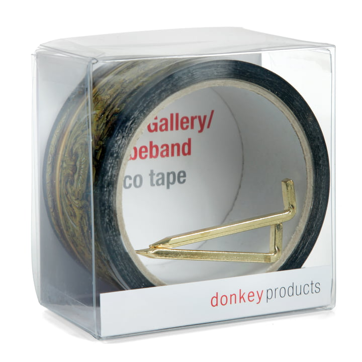 donkey products - Tape Gallery adhesive tape, Frame it!