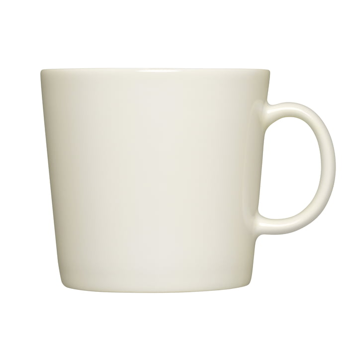 Teema Mug with Handle (High) 0.4 l by Iittala in White