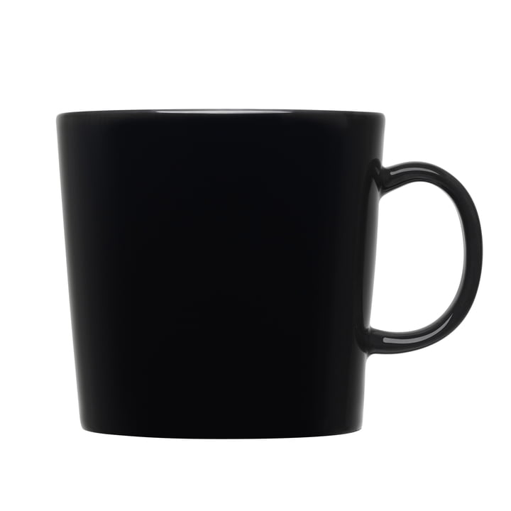 Iittala - Teema mug with handle, 0,4 l, black