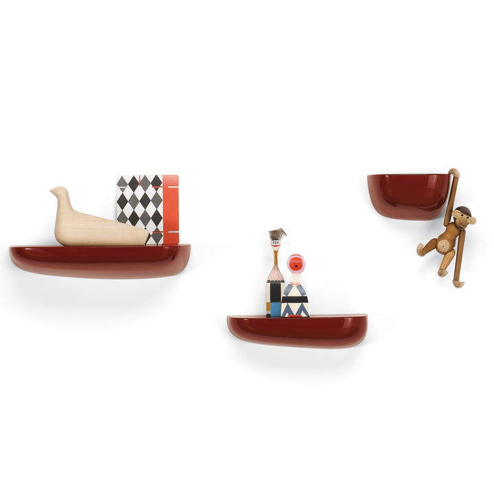 Vitra - Corniches Group, with Wooden Dolls