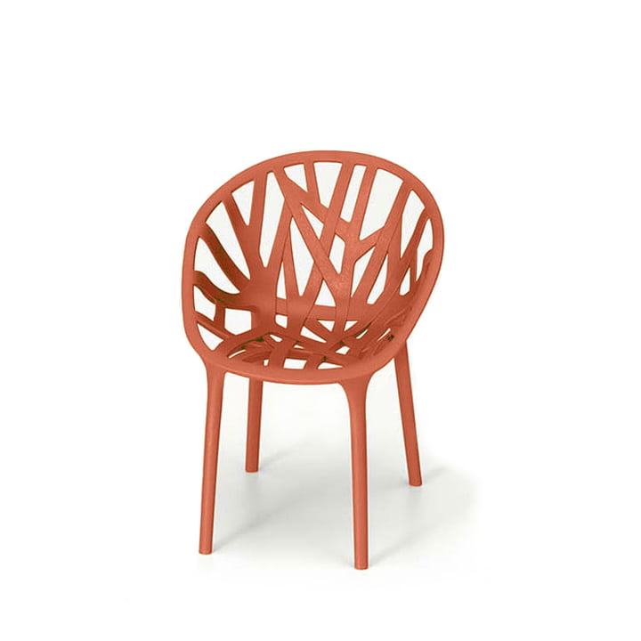 Vitra - Miniature Vegetal Chair, red