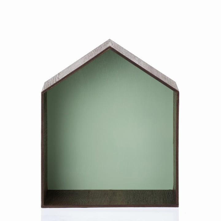 ferm Living - Studio 2 shelf, green