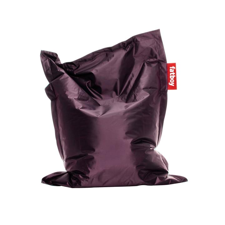 Junior beanbag by Fatboy in dark purple