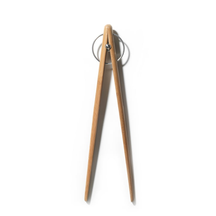 Design House Stockholm - Bamboo Pick-up kitchen tongs, standard