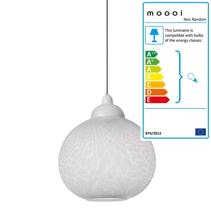Moooi - Non Random pendant light