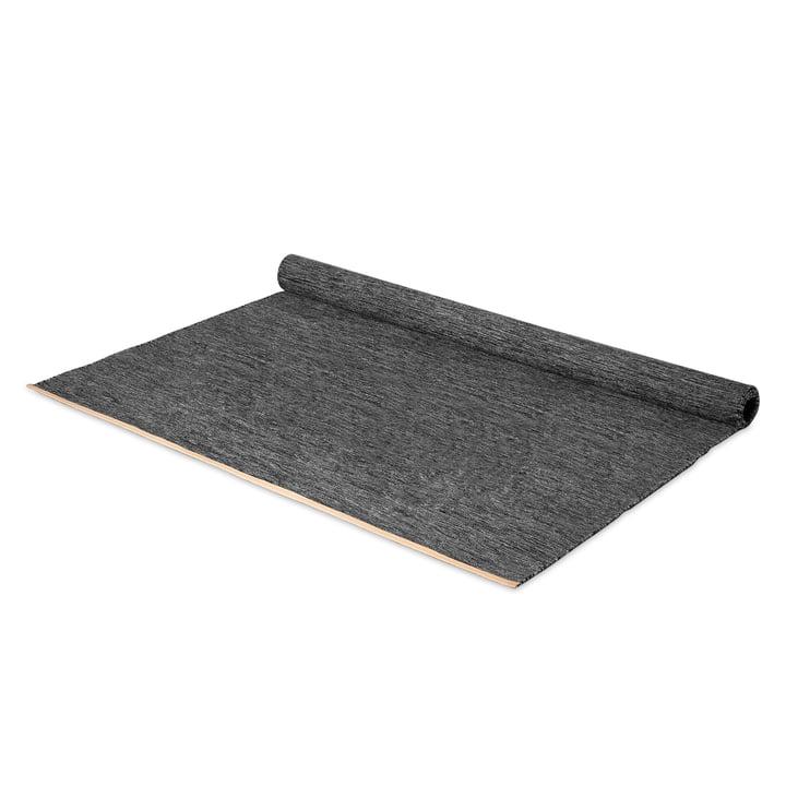 Design House Stockholm - Björk rug, dark grey, 170 x 240 cm