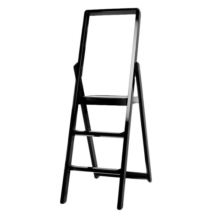 Design House Stockholm - Step Folding Ladder, black