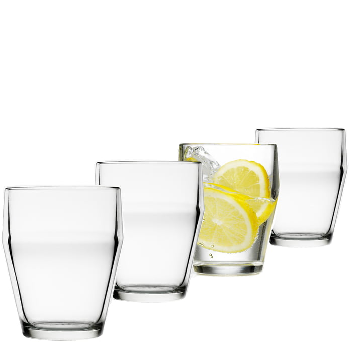 Design House Stockholm - Timo Sarpaneva Glasses, set of 4
