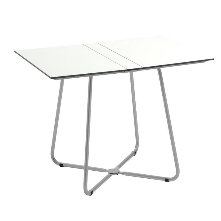 Balcony Folding table, white