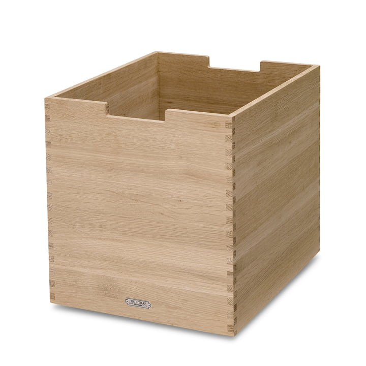 Skagerak - Cutter Box, large, oak