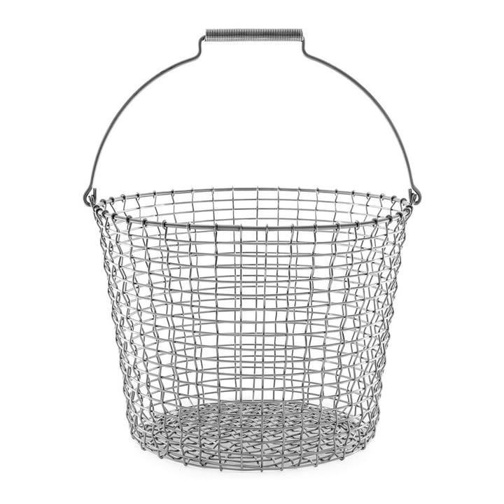 Korbo - Bucket 24, stainless steel
