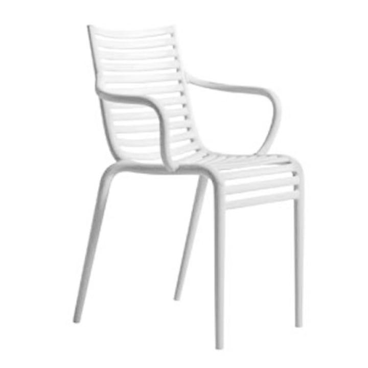 PIP-e Armchair, white (B4) from Driade