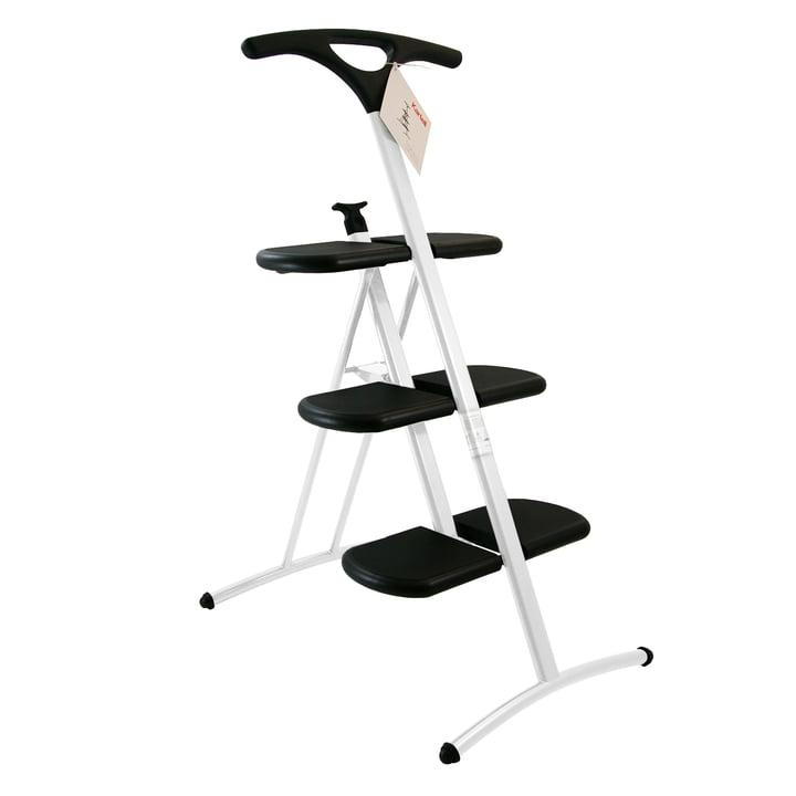 Kartell - Tiramisù folding ladder, white