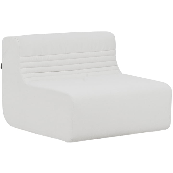 Softline - Loft outdoor modular sofa, single-element 69 cm,