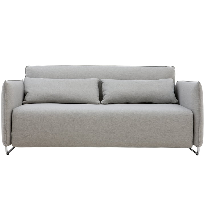 Softline - cord sofa, Vision light grey (445)