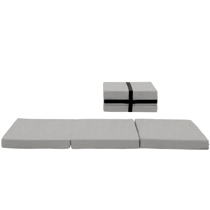 Softline - Handy case mattress, Vision hellgrau (445)