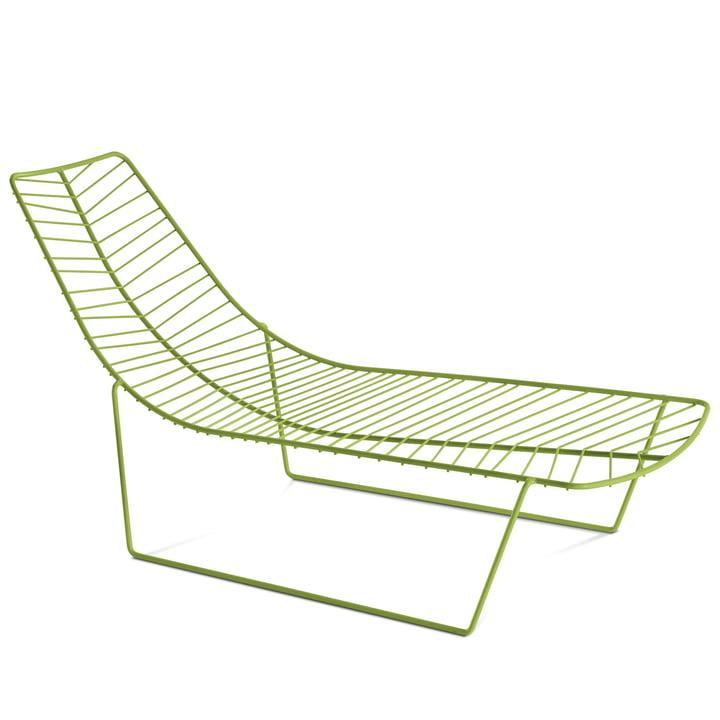 Arper - Leaf lounge, green