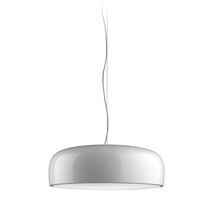 Flos - Smithfield S pendant lampe, white
