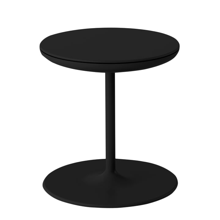 Zanotta - Toi side table, black