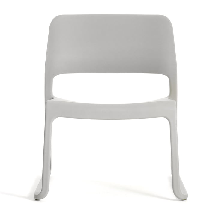 Knoll - Spark Lounge chair, lightgrey