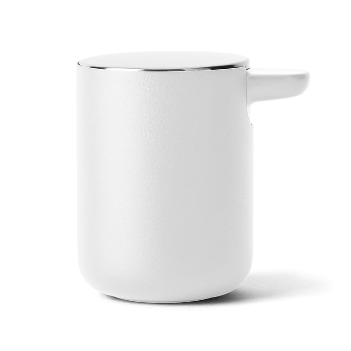Menu - soap dispenser, white