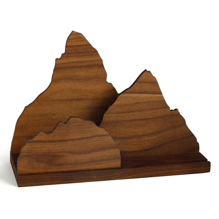 side by side - Note holder Mountain Slips Inn