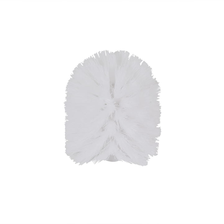 Authentics - Lunar WC-Ersatzbürste, weiß