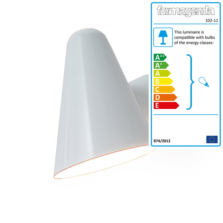 Formagenda - Don Camillo wall and ceiling lamp