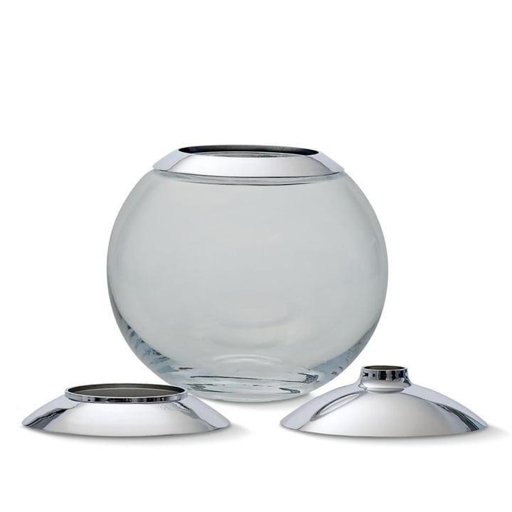 Philippi - Globo change vase, 15 cm diameter